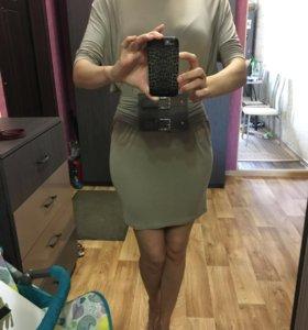 Красивое платье как новое