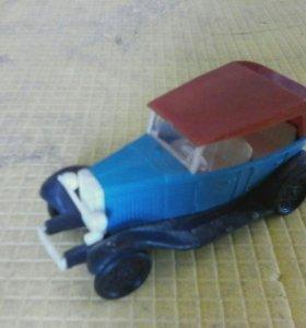 Модель автомобиля ГАЗ-А