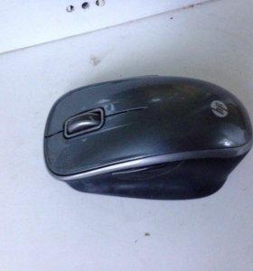 Мышка на батарейках