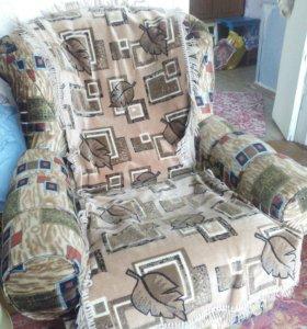 Кресло от мягкого уголка цельные не раскладываютьс