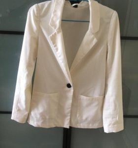 Летний пиджак H&M