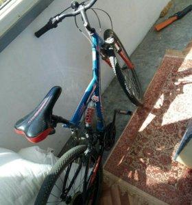 Велосипед-скоростной
