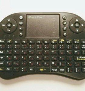 Беспроводная мини клавиатура i8. Для Андроид и ПК