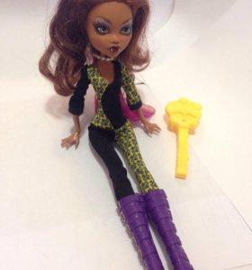 Кукла Clawdeen Wolf Monster High