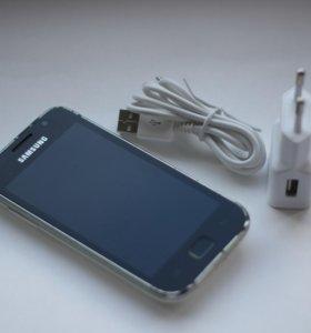 Samsung Galaxy S GT-I9003 Состояние хорошее.