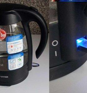 Чайник Vitek VT-1112 GY