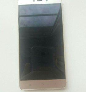 Xiaomi redmi 4 pro 3/32 gold