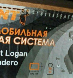Багажник логан, садеро.