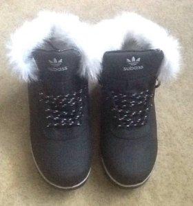 Зимние ботинки (женские)