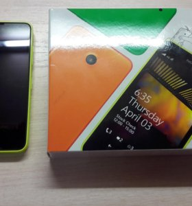 Смартфон 4G Nokia 635