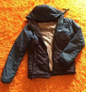 Куртка на мальчика размер 146