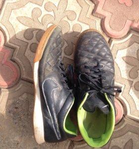 Футзалки Nike Tempo