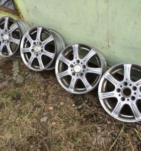 Литые диски Mazda 3