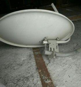 Тарелка спутниковая