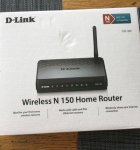 Роутер wireless N 150