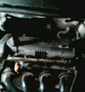 Двигатель на Хендай Солярис