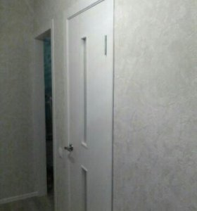 Установка дверей металлических и межкомнатных
