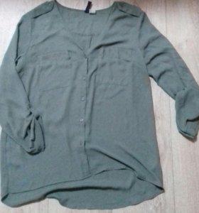 Рубашка (блузка ) H&M