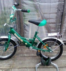 Велосипед детский Сибвелз С141