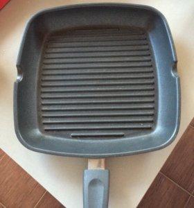 Сковородка для гриль
