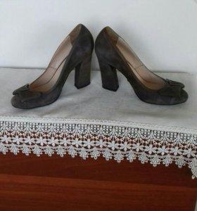 Туфли замшь