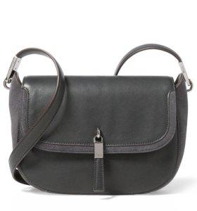 Новая сумка кроссбоди Ralph Lauren натур кожа