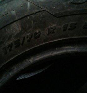 4 колеса R 13 на Ваз