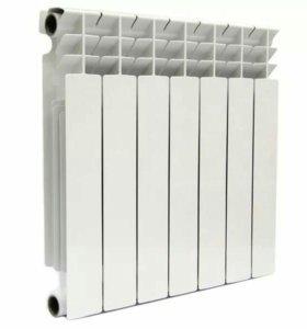 Радиатор биметалический 7 секций