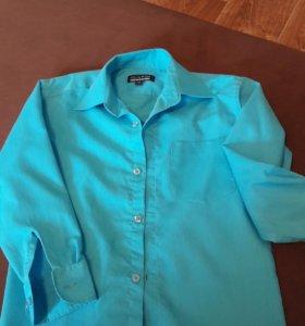 Рубашка на мальчика 4-5лет