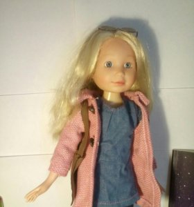 кукла zapf creation annabell tween