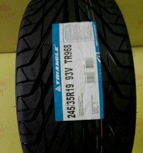 Новые шины 245/35 r19
