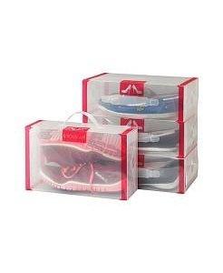 Набор 4 коробок для хранения