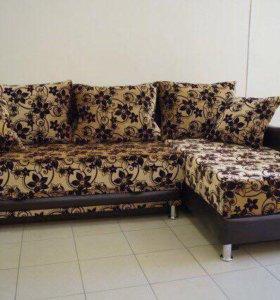 00099 новый угловой диван от фабрики