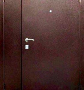 Двухстворчатые двери