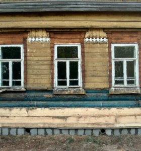 Реставрация старых домов