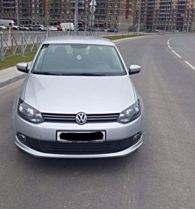 Volkswagen Polo 2012 At