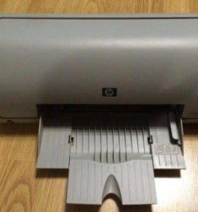 Принтер HP deskjet 3920