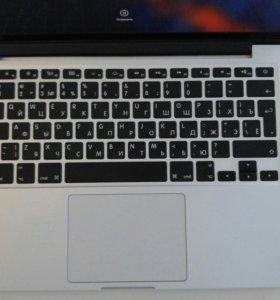 Новый Macbook Pro 13 2015 MF840RU