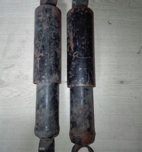 Амортизаторы газ,волга,задние