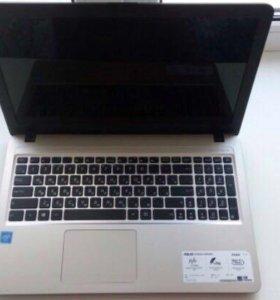 Ноутбук для офиса/учебы Asus r540s