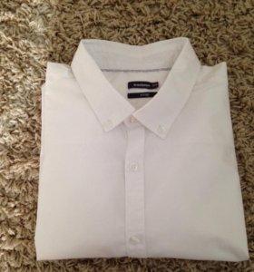 Рубашка мужская новая х/б