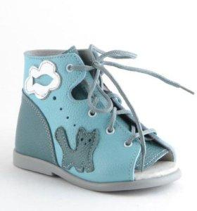 Обувь (первые шаги)