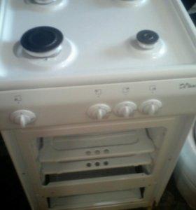 Новая газовая плита без духовки.