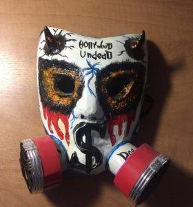 Маска J-dog Hollywood Undead ручной работы