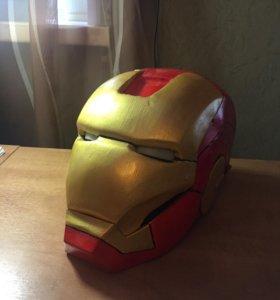 Шлем Железного Человека ручной работы (торг)