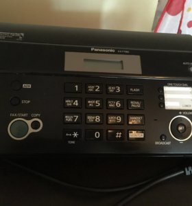 Факс Panasonic KX-FT 982