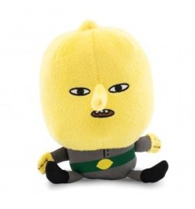 Мягкая игрушка Adventure Time Lemongrab Mini