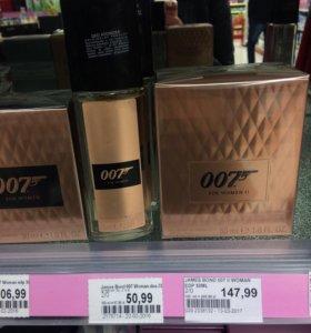Спрей для тела 007