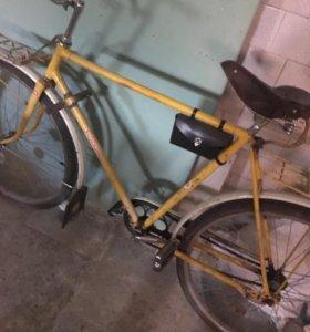 "велосипед ""украина"" раритет"