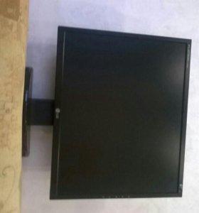 Монитор LG FLATRON L1953s.Чёрный.
